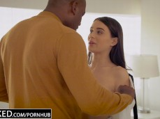 Brunette wife Lana Rhoades fucks a black stud in front of her subby hubby № 1516747 бесплатно