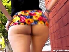 #ass #tease