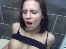 Cumming in WetMary