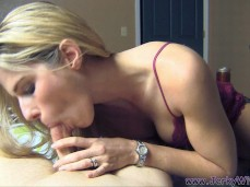 Cory Chase hotwife sucking cock