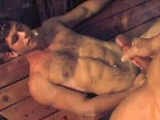 Huge Zeb Atlas Cums Hard