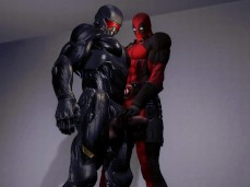 #crysis #deadpool
