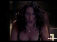 the wrestler sex scene