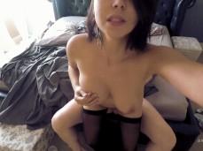bryci video selfie cowgirl