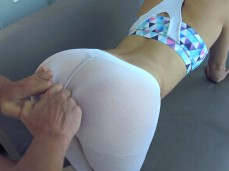 Ripping the Yoga Pants