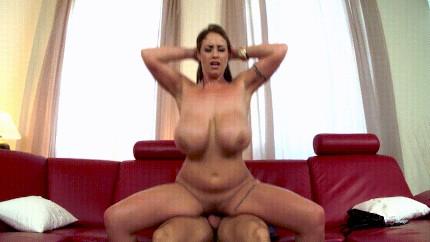 Eva notty tits