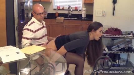 amateur milf mom fucks son