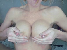 hot milf lactating on camera