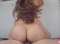 The Best Rider Ever - Big Ass Perfect hair