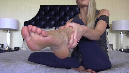 Rene feet princess Still rocking