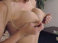 Tits small fake Skinny Fake